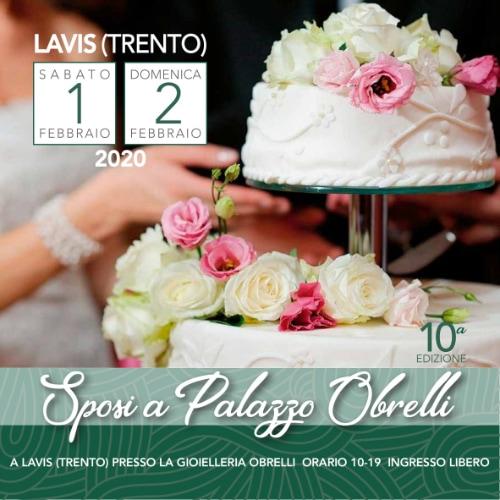 Sposi Palazzo Obrelli 2020